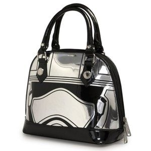 Loungefly Star Wars Captain Phasma Mini Dome Bag